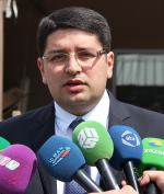 Farhad Aliyev – General secretary of Federation